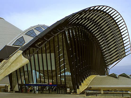 Navette et transfert Gare Saint-Exupéry
